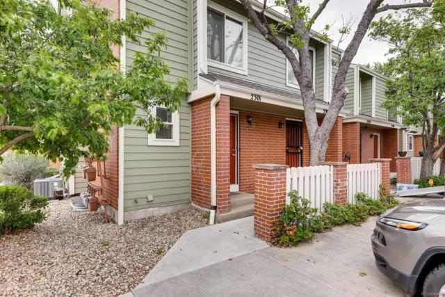 7474 E Arkansas Avenue #2302, Denver, CO 80231 (#7142211) :: 5281 Exclusive Homes Realty