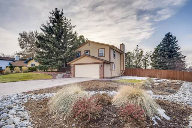 2105 Roundtop Drive, Colorado Springs, CO 80918 (#7142221) :: The Heyl Group at Keller Williams