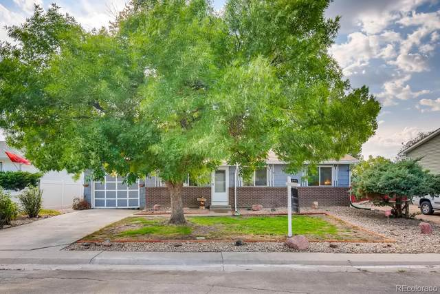 911 Cottonwood Court, Fort Lupton, CO 80621 (#7142428) :: The DeGrood Team