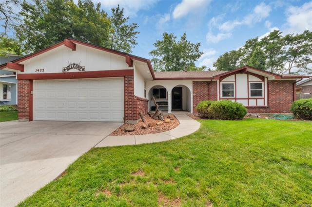 7422 W 82nd Way, Arvada, CO 80003 (MLS #7142537) :: 8z Real Estate
