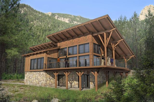 9 Juneau Circle, Nederland, CO 80466 (#7142581) :: The City and Mountains Group