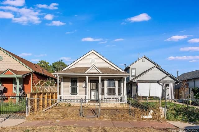 3518 N Marion Street, Denver, CO 80205 (MLS #7142685) :: Find Colorado Real Estate