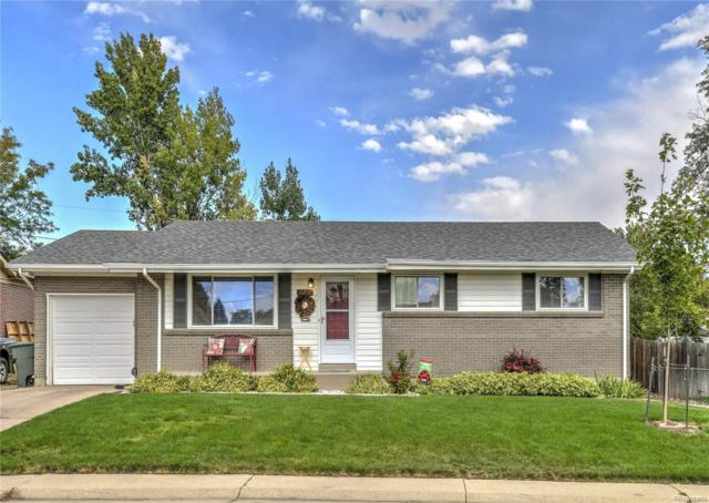 11272 Lafayette Street, Northglenn, CO 80233 (#7142775) :: The Galo Garrido Group