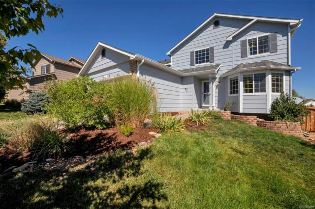 18643 Horse Creek Street, Parker, CO 80134 (#7142795) :: The Griffith Home Team