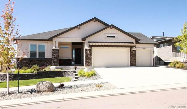 12454 Arrow Creek Court, Colorado Springs, CO 80921 (#7142997) :: Finch & Gable Real Estate Co.