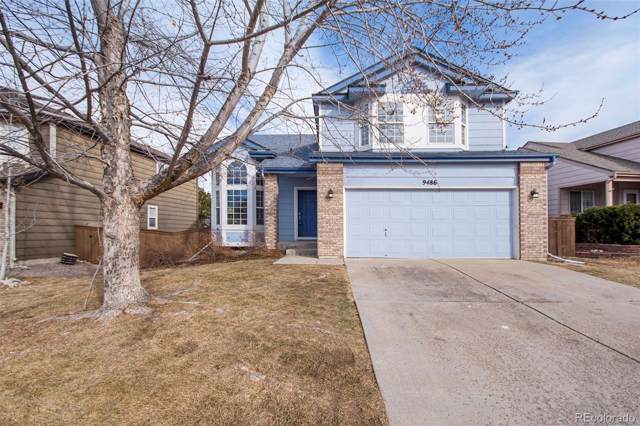 9486 S High Cliffe Street, Highlands Ranch, CO 80129 (#7143245) :: The DeGrood Team