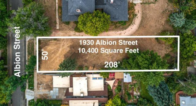 1930 N Albion Street, Denver, CO 80220 (#7143370) :: The Heyl Group at Keller Williams