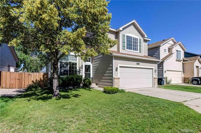 8202 Ravenel Drive, Colorado Springs, CO 80920 (MLS #7143711) :: 8z Real Estate