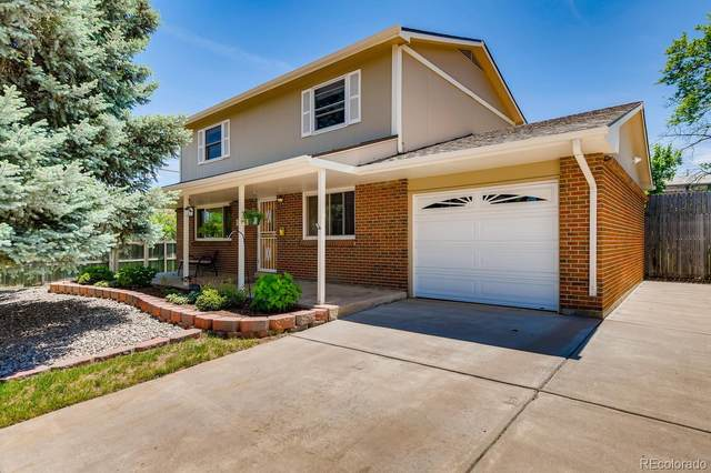 6804 S Cherry Street, Centennial, CO 80122 (MLS #7143733) :: 8z Real Estate