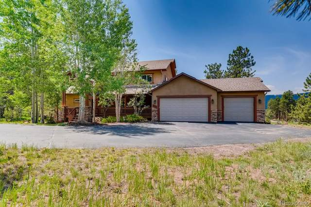 525 Pembrook Drive, Woodland Park, CO 80863 (MLS #7144191) :: 8z Real Estate