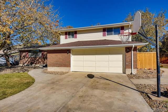 9183 W Warren Drive, Lakewood, CO 80227 (#7145202) :: Mile High Luxury Real Estate