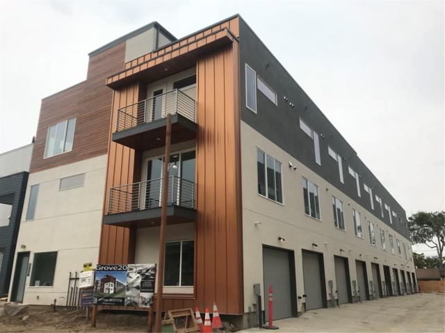 1822 Grove Street #104, Denver, CO 80204 (#7145645) :: HomeSmart Realty Group