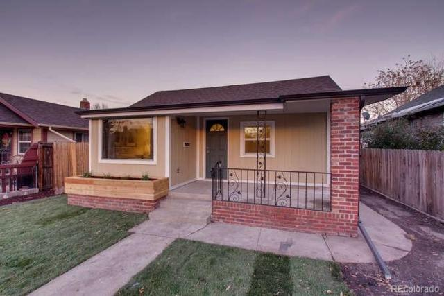 1466 Ames Street, Lakewood, CO 80214 (#7145967) :: Sellstate Realty Pros