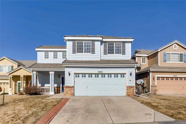 19425 E Arcaro Creek Place, Parker, CO 80134 (#7146106) :: The Griffith Home Team