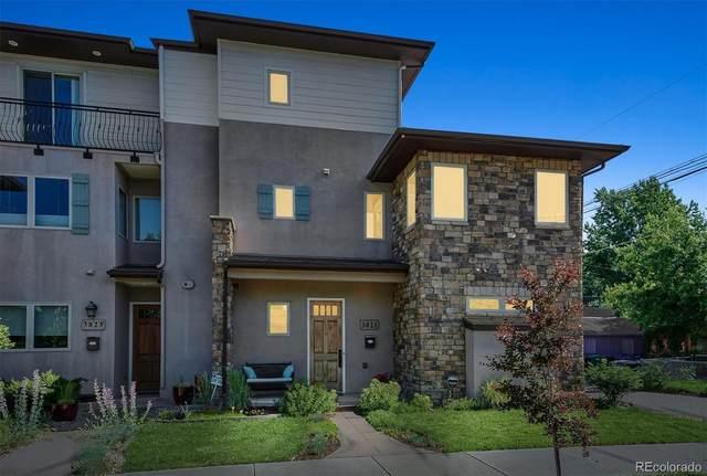 3821 W 39th Avenue, Denver, CO 80211 (#7146224) :: Portenga Properties