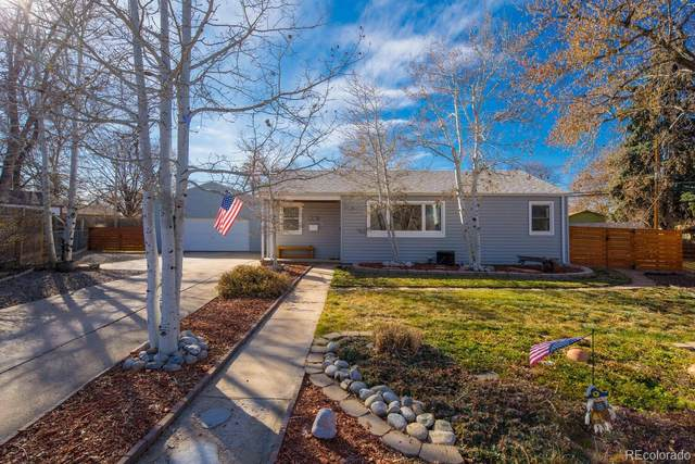 4215 Newland Street, Wheat Ridge, CO 80033 (#7146761) :: Kimberly Austin Properties