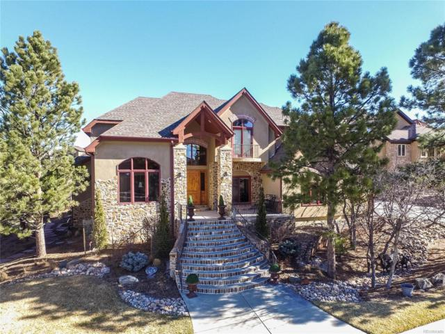 9135 Scenic Pine Drive, Parker, CO 80134 (#7146808) :: Wisdom Real Estate