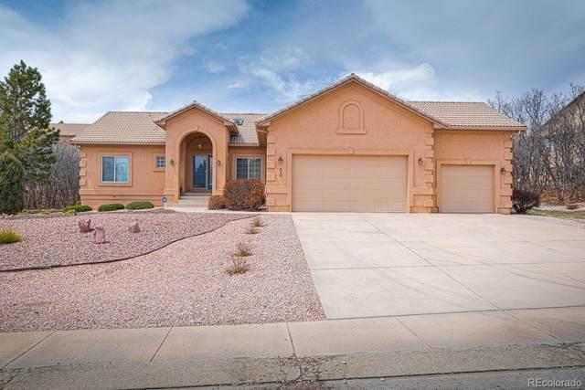 50 Wuthering Heights Drive, Colorado Springs, CO 80921 (MLS #7146979) :: Stephanie Kolesar