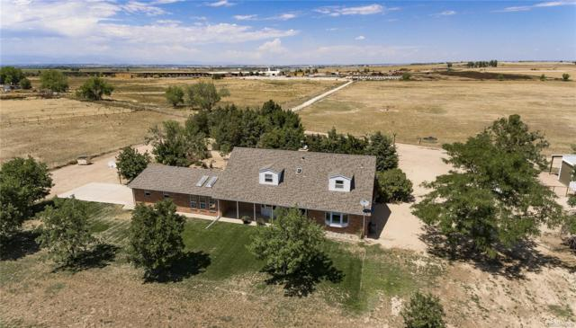 8445 County Road 16, Fort Lupton, CO 80621 (#7147351) :: Bring Home Denver