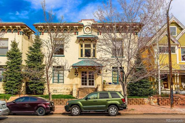 1364 N Downing Street #3, Denver, CO 80218 (#7147411) :: The DeGrood Team