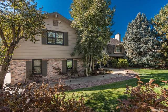 5721 Green Oaks Drive, Greenwood Village, CO 80121 (MLS #7147494) :: 8z Real Estate