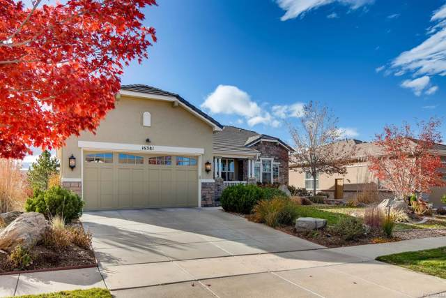 16381 La Plata Way, Broomfield, CO 80023 (MLS #7147876) :: The Sam Biller Home Team