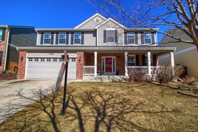 6325 W Berry Avenue, Denver, CO 80123 (#7147910) :: The Pete Cook Home Group