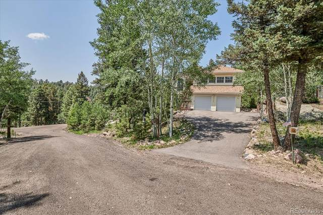 12145 Hosman Circle, Conifer, CO 80433 (#7148050) :: Hudson Stonegate Team