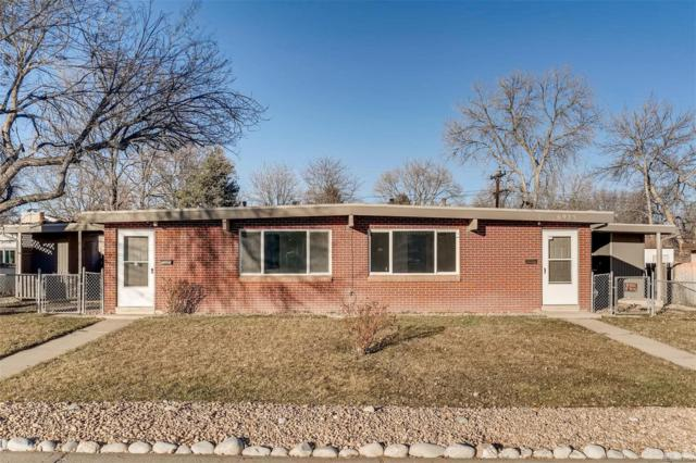 6925 W Mexico Drive, Lakewood, CO 80232 (#7148371) :: Sellstate Realty Pros