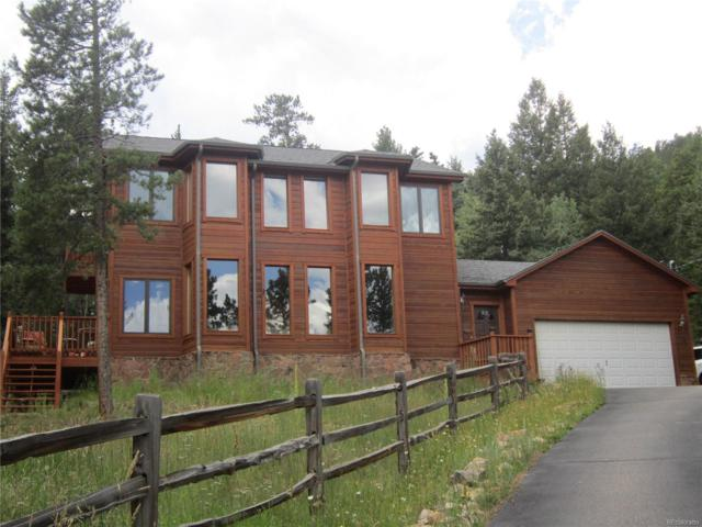 41 Evergreen Road, Bailey, CO 80421 (MLS #7149245) :: Bliss Realty Group