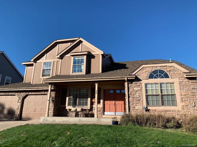 34 Mountain Pine Drive, Littleton, CO 80127 (#7149247) :: Sellstate Realty Pros