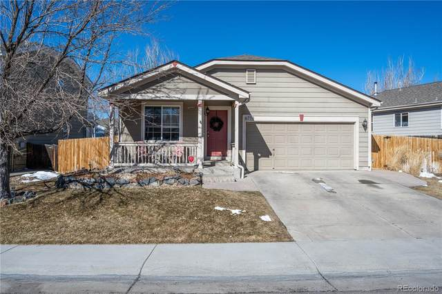 6719 Fonder Drive, Parker, CO 80134 (#7149566) :: The Dixon Group