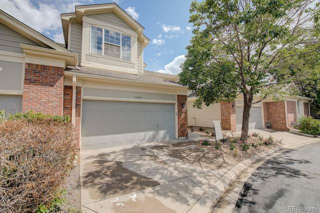 13567 W 63rd Lane, Arvada, CO 80004 (MLS #7149956) :: 8z Real Estate