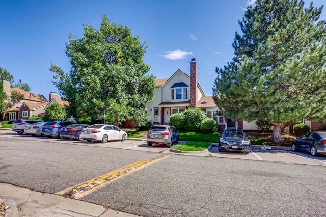 4646 S Dillon Court E, Aurora, CO 80015 (#7149973) :: The DeGrood Team