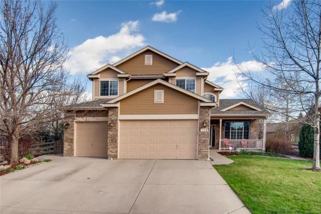 279 Antelope Point, Lafayette, CO 80026 (#7150249) :: Real Estate Professionals