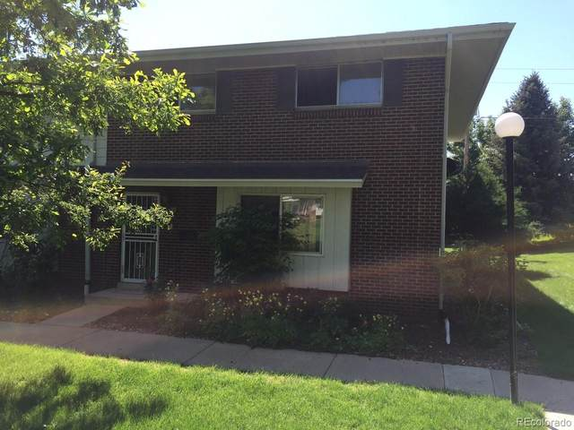 9231 E Oxford Drive, Denver, CO 80237 (#7150273) :: The Griffith Home Team
