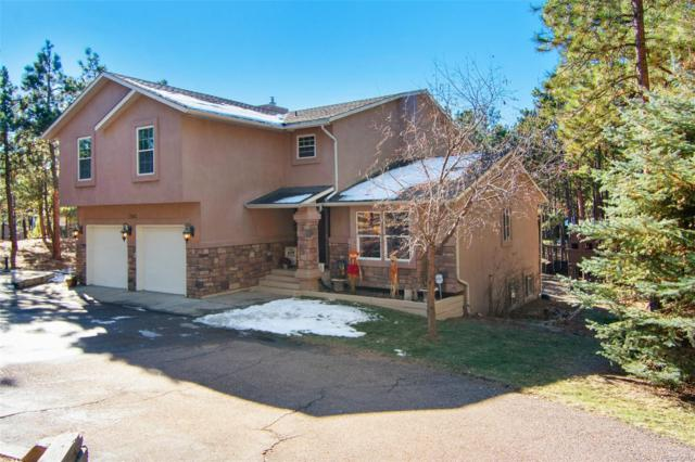17540 Caribou Drive, Monument, CO 80132 (MLS #7150649) :: Kittle Real Estate