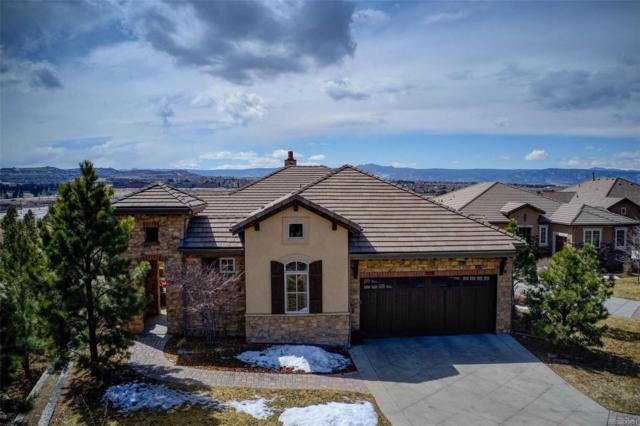 5178 Le Duc Lane, Castle Rock, CO 80108 (MLS #7151339) :: 8z Real Estate