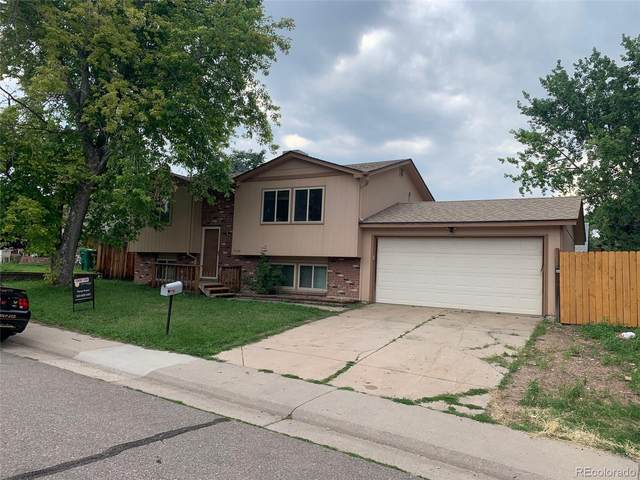 7135 W Fremont Place, Littleton, CO 80128 (MLS #7151526) :: Clare Day with Keller Williams Advantage Realty LLC