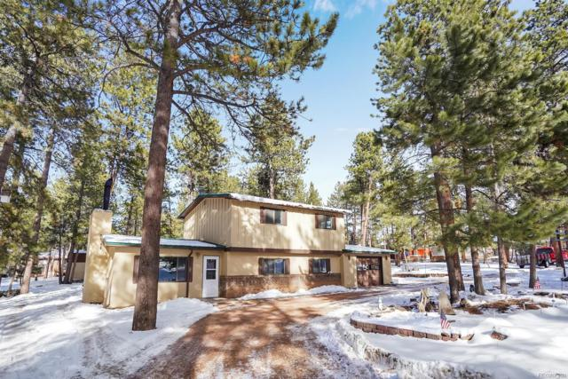 600 Sunnywood Lane, Woodland Park, CO 80863 (#7151547) :: 5281 Exclusive Homes Realty