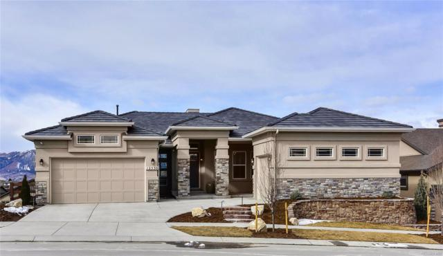 12530 Cloudy Bay Drive, Colorado Springs, CO 80921 (#7151748) :: Venterra Real Estate LLC