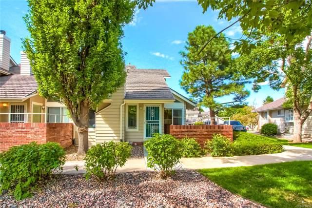 5317 W Iliff Drive #101, Lakewood, CO 80227 (#7151960) :: Wisdom Real Estate