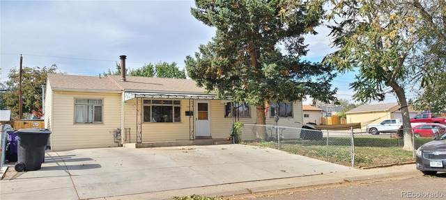 1601 S Knox Court, Denver, CO 80219 (#7152002) :: Realty ONE Group Five Star