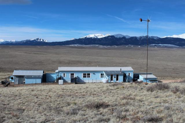 1470 Round Mountain Road, Westcliffe, CO 81252 (#7152010) :: The HomeSmiths Team - Keller Williams
