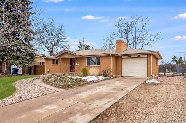 1686 S Balsam Court, Lakewood, CO 80232 (MLS #7152368) :: 8z Real Estate