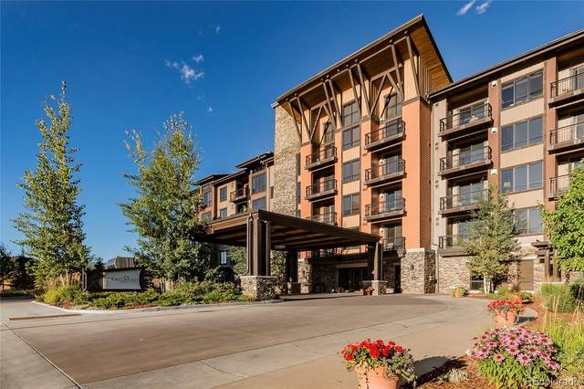 1175 Bangtail Way Unit 3103, Steamboat Springs, CO 80487 (MLS #7152631) :: Kittle Real Estate