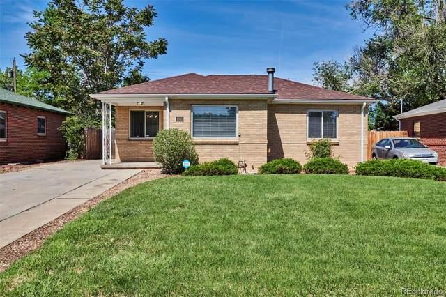 3041 Pontiac Street, Denver, CO 80207 (MLS #7152766) :: Find Colorado