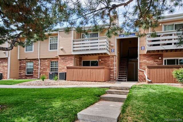 3344 S Ammons Street 16-107, Lakewood, CO 80227 (MLS #7153092) :: 8z Real Estate