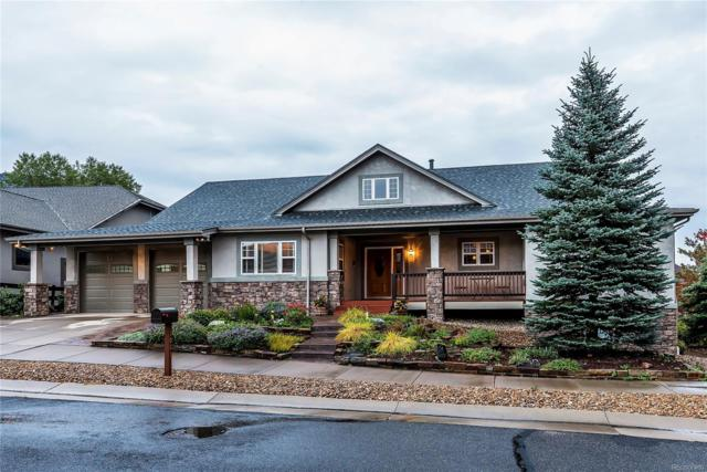 1021 Tucker Gulch Drive, Golden, CO 80403 (#7153321) :: The Peak Properties Group