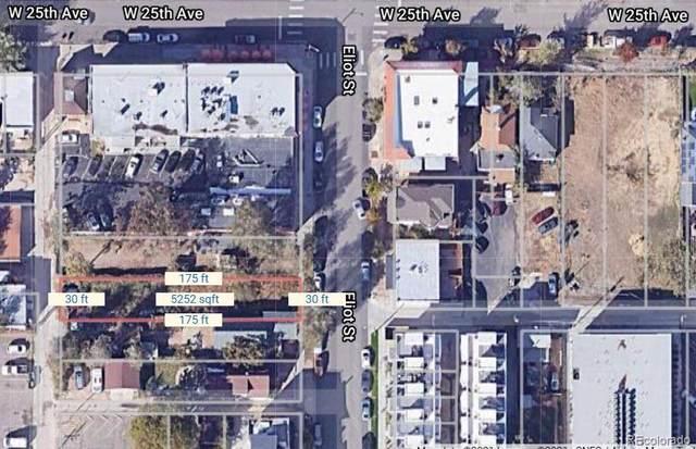 2429 Eliot Street, Denver, CO 80211 (MLS #7153391) :: Find Colorado